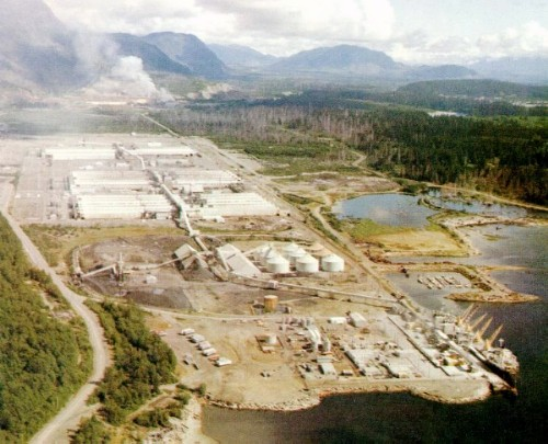 Kitimat Works