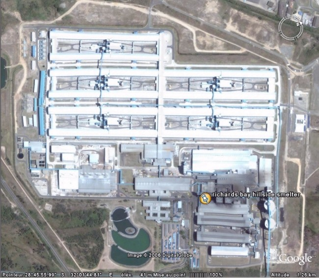 aluminum smelter in south africa essay South africa essay examples alusaf was considering building the world's largest greenfield primary aluminum smelter alusaf was the sole primary aluminum producer in south africa, operating 170,000 tpy of capacity at the existing bayside view article.